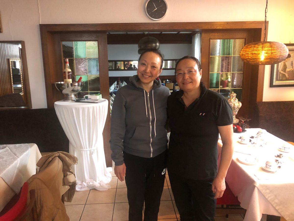 Hana und Dina Bao vom Hotel Rath